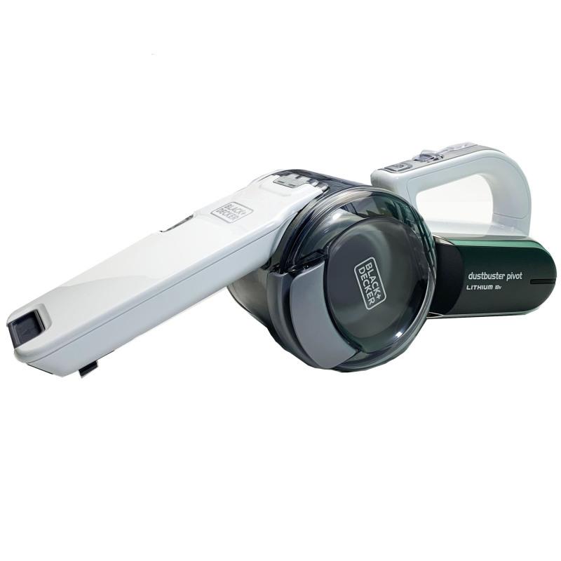 Máy hút bụi dùng pin 18V Black + Decker PV1820LF -  Máy hút bụi mini (có ống nối), sử dụng vệ sinh ô tô