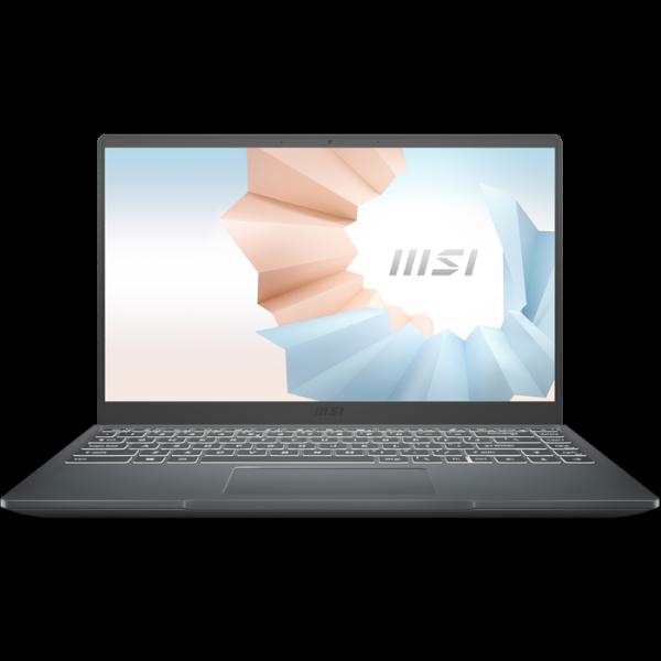 Bảng giá Laptop MSI Modern 14 B10MW-427VN (i3 10110U/8GB RAM/256GB SSD/14.0 inch FHD/Win10/Xám) Phong Vũ