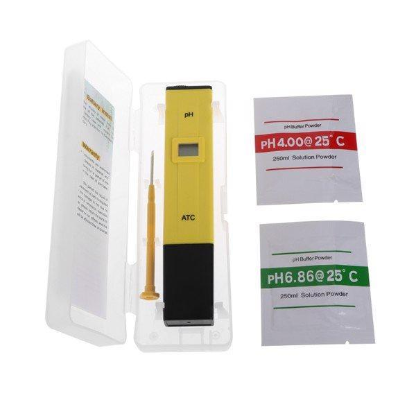 BÚT ĐO PH - Dụng cụ đo độ ph ATC 02