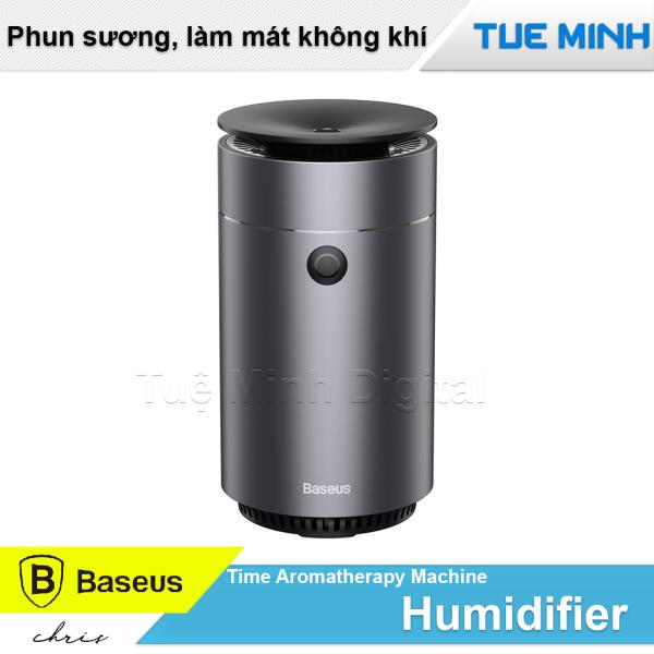 Máy phun sương tạo ẩm xông tinh dầu mini dùng cho xe hơi Baseus Time Aromatherapy Humidifier