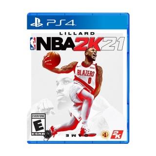 [HCM]Đĩa game NBA 2k21 PS4 thumbnail