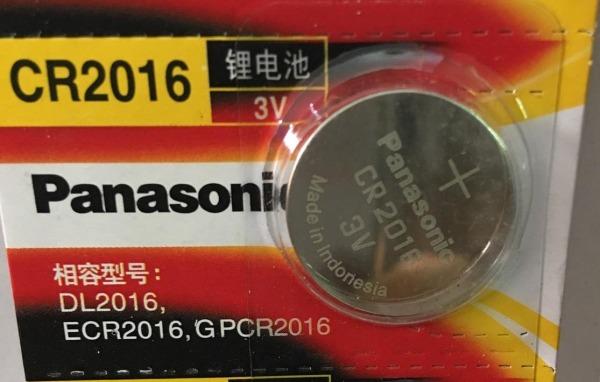 Bảng giá Pin Panasonic CR2032 / CR2025 / CR2016 / CR1632 / CR1220 3V Lithium , Pin cúc Panasonic 3V Lithium