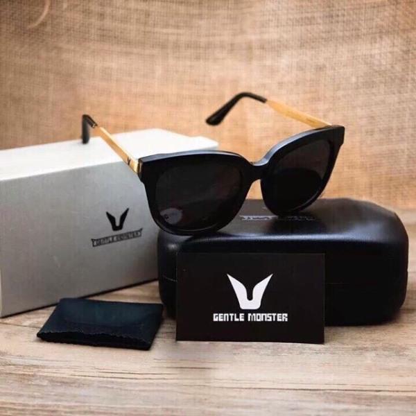 Giá bán Kính mát thời trang nam nữ mắt vuông chống tia UV đạt tiêu chuẩn ANSI của Hoa Kì - Kính râm bảo hành 12 tháng lỗi 1 đổi 1 FT005