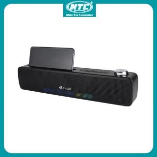 [HCM]Loa bluetooth Kisonli LED-905 led RGB có giá đỡ hỗ trợ thẻ nhớ USB AUX FM (Màu ngẫu nhiên) - Hãng phân phối chính thức - Nhất Tín Computer thumbnail