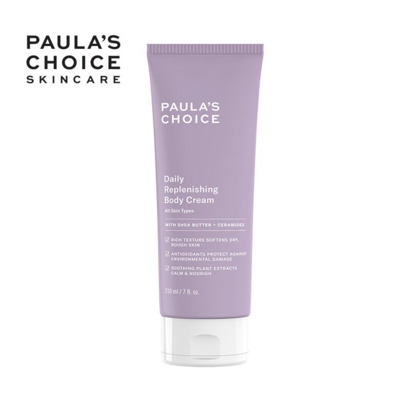 Kem dưỡng da hàng ngày Paula's Choice Daily Replenishing Body Cream 210ml 3450 giá rẻ