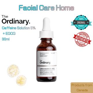 Serum The Ordinary Dưỡng Mắt Caffeine Solution 5% + Egcg thumbnail