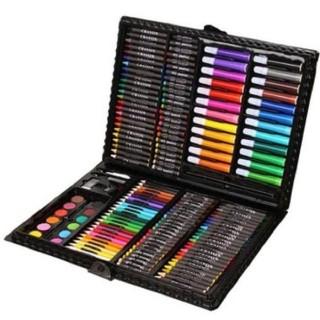 Bộ bút màu 150 món cho bé tập vẽ thumbnail