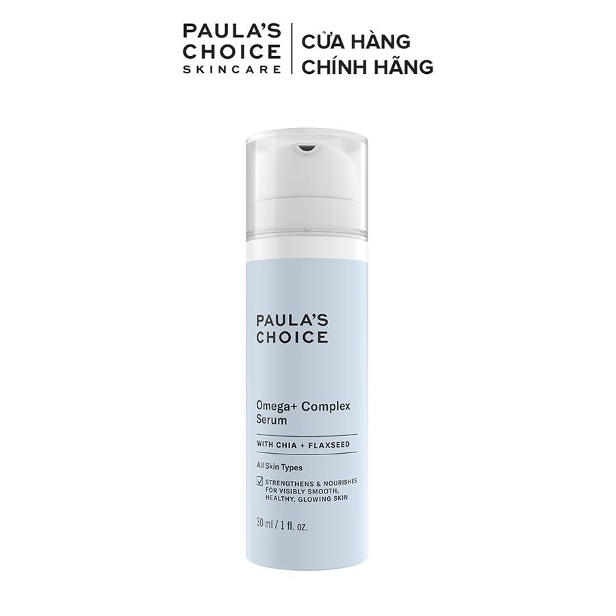 Tinh chất phức hợp trẻ hóa và thức tỉnh làn da tối ưu Paula's Choice Resist Omega + Complex Serum 30ml