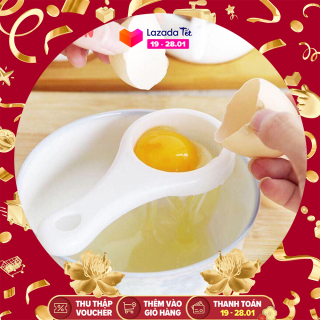 Dụng Cụ Tách Lòng Đỏ Trứng Gà, tách lòng trứng, tách lòng đỏ trứng BABYELLEN thumbnail