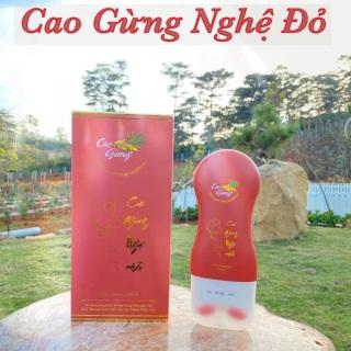 Gel massage tan mỡ Cao gừng nghệ đỏ Thiên Nhiên Việt giảm cân hiệu quả tại nhà 120ml thumbnail