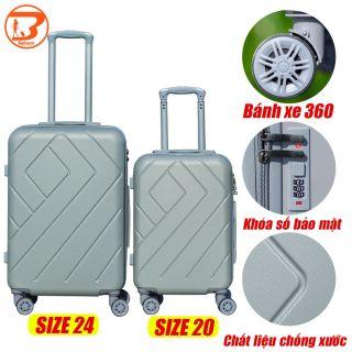 Vali kéo du lịch BAMOZO 8815 size 20inch- Bảo hành 5 năm thumbnail