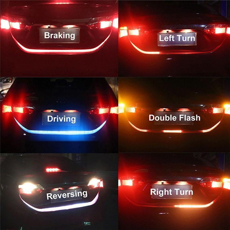 LED Cốp oto Tạo Điểm Nhấn với Led đa sắc bảo hành 6 tháng, lỗi đổi mới