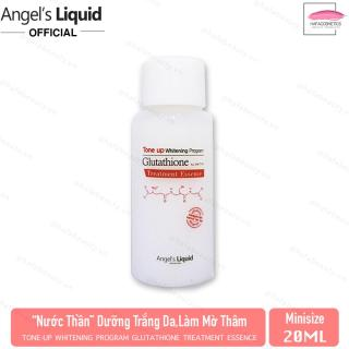 [Mini size 20ml] Nước Thần Dưỡng Trắng Da, Làm Mờ Thâm Angel s Liquid Tone Up Whitening Program Treatment Essence 20ml thumbnail
