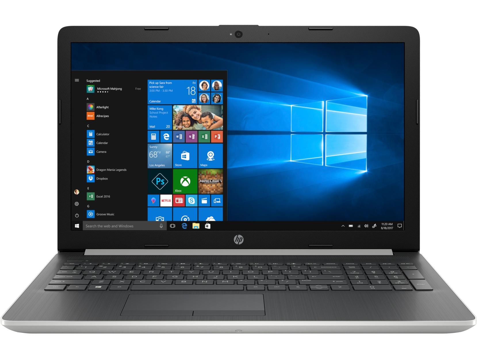 Laptop HP 15-da1031TX_5NK55PA