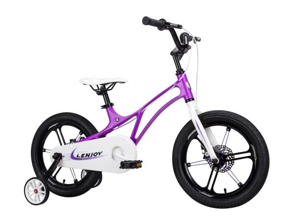 Mua [HÀNG MỚI VỀ] Xe đạp trẻ em cao cấp PILOT Size 16 inchs (bánh đúc) cho bé từ 3 đến 7 tuổi khung + vành hợp kim Magiê đúc nguyên khối