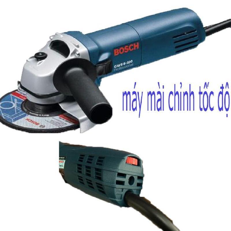 máy mài cắt  bosch chỉnh tốc độ 6-100 GWS