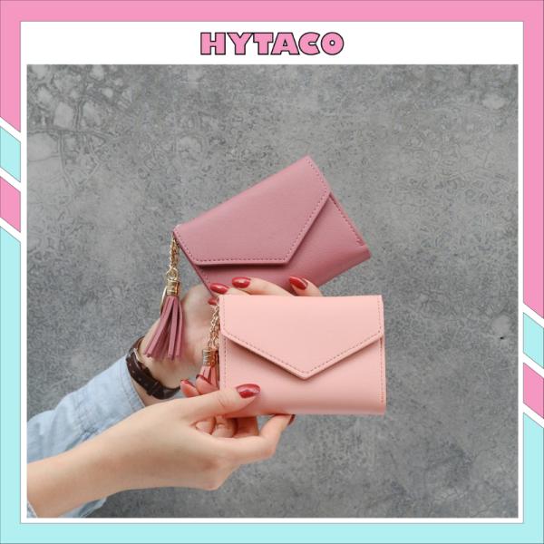 Ví nữ mini nhỏ gọn cầm tay đựng tiền xinh xắn phong cách Hàn Quốc giá rẻ VN01
