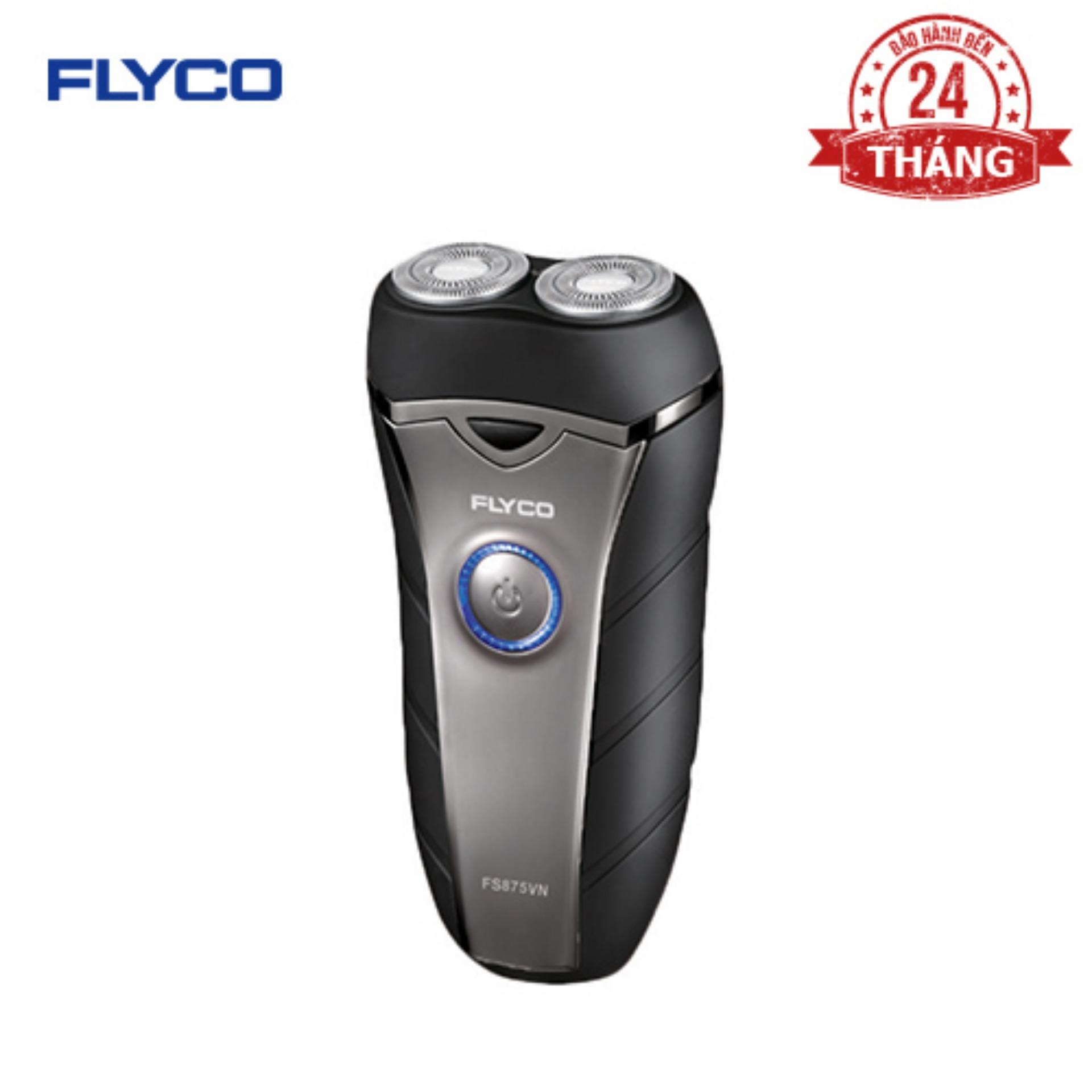 Máy cạo râu 2 lưỡi FLYCO FS875VN chính hãng