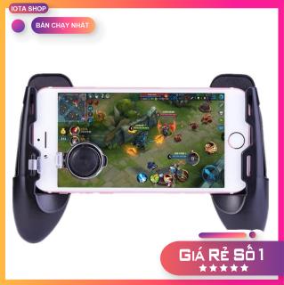 Tay cầm game có nút di chuyển cho điện thoại ( Liên quân Mobile, PUBG, ROS,Free Fire) thumbnail