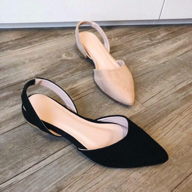 Sandal dáng cơ bản