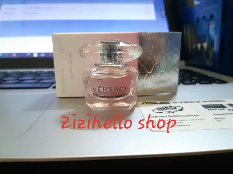 Nước hoa nữ mini Versace Bright Crystal