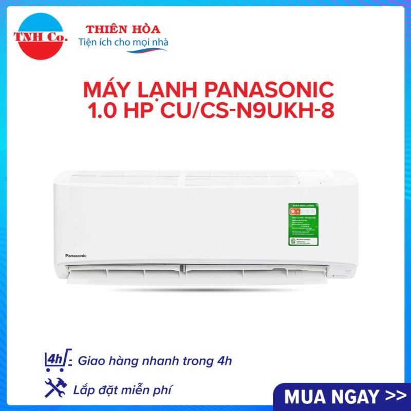 Bảng giá Máy lạnh Panasonic 1.0 HP CU/CS-N9UKH-8