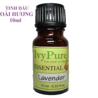 Tinh Dầu Oải Hương 10ml - Tinh Dầu Lavender Nguyên Chất Giúp Thư giản, Bảo Vệ sức khỏe thumbnail