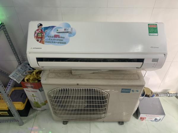 Máy lạnh cũ nội địa nhật  Hiệu mitsubishi hp