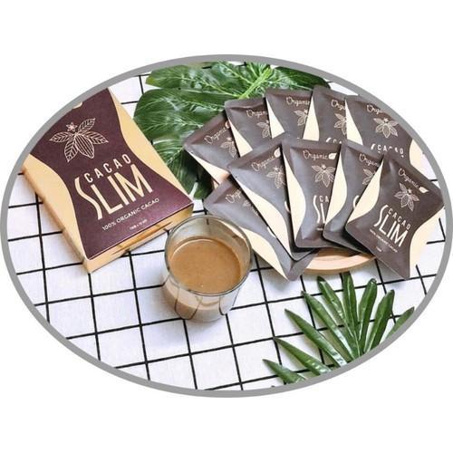 Cacao Slim Giảm Cân Thần Tốc [ giảm 1- 3 kg sau 10 ngày ] chính hãng