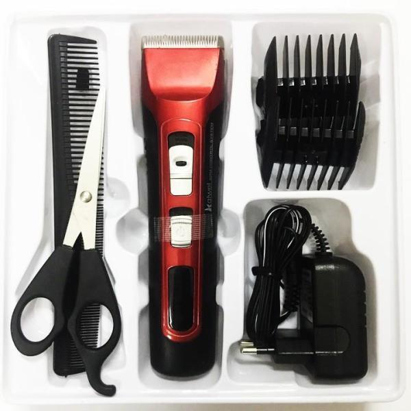 Tông đơ hớt tóc - Tông đơ cắt tóc - Tông đơ đa năng - Tông đơ sạc nguồn điện 220v - 240v giá rẻ