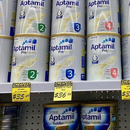 Sữa Aptamil Profutura 900gr