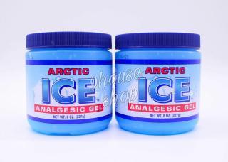 01 Dầu lạnh xoa bóp Arctic Ice Analgesic Gel 227g của Mỹ thumbnail