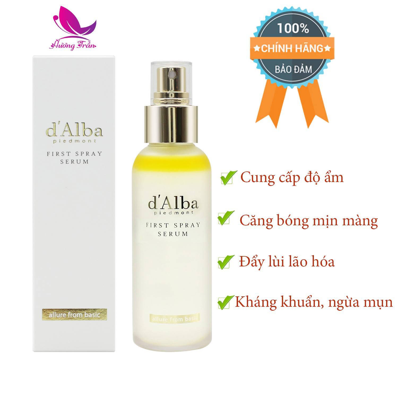 Xịt Khoáng DAlba First Spray Serum 100ml - Chính Hãng Hàn Quốc tốt nhất