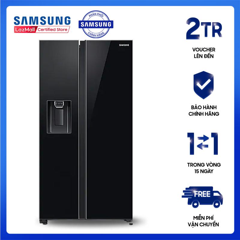 Tủ lạnh Samsung Inverter 617L RS64R53012C/SV[Hàng chính hãng, Miễn phí vận chuyển]