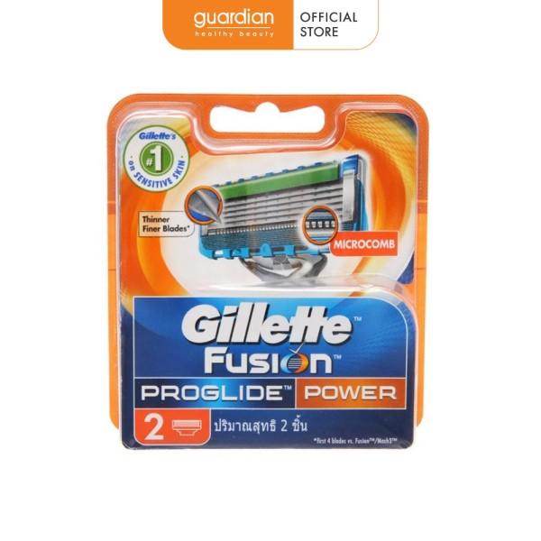 Lưỡi dao cạo Gillette Fusion Power (2 cái/vỉ)