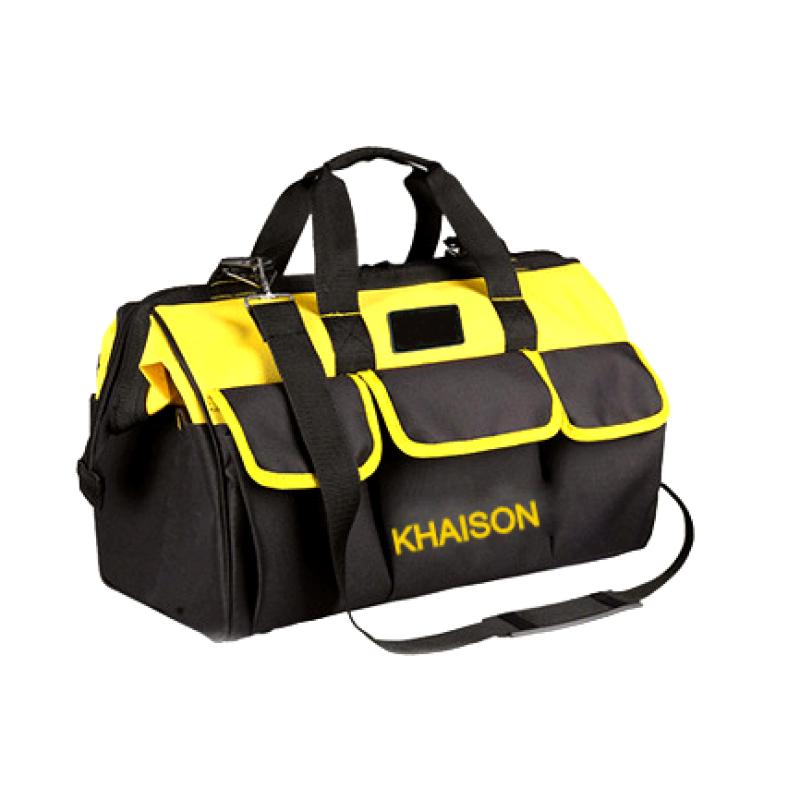 [Kèm ảnh thật]Túi đựng đồ nghề đáy nhựa, chịu lực, chống nước, chống mòn siêu bền KHAISON
