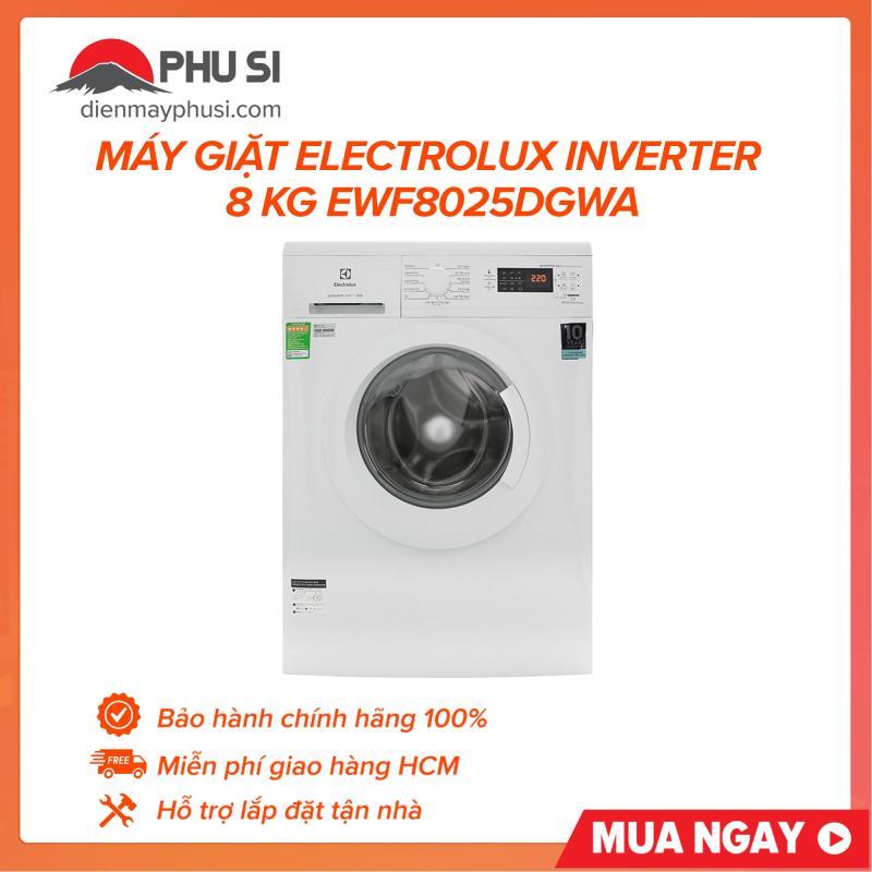 Bảng giá Máy giặt Electrolux Inverter 8 Kg EWF8025DGWA Điện máy Pico