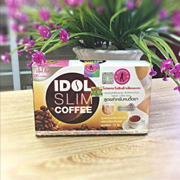 Cà phê giảm cân Idol Slim nhập khẩu