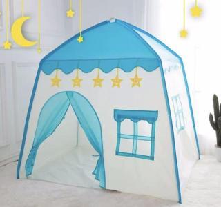 Lều công chúa dành cho bé - Màn lều Hàn Quốc cho bé vui chơi -qmart thumbnail