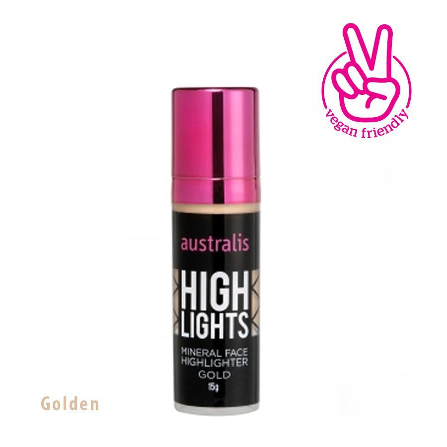 Kem Bắt Sáng Dạng Lỏng Pearl Mineral Face Highlighter Australis Úc 15g tốt nhất