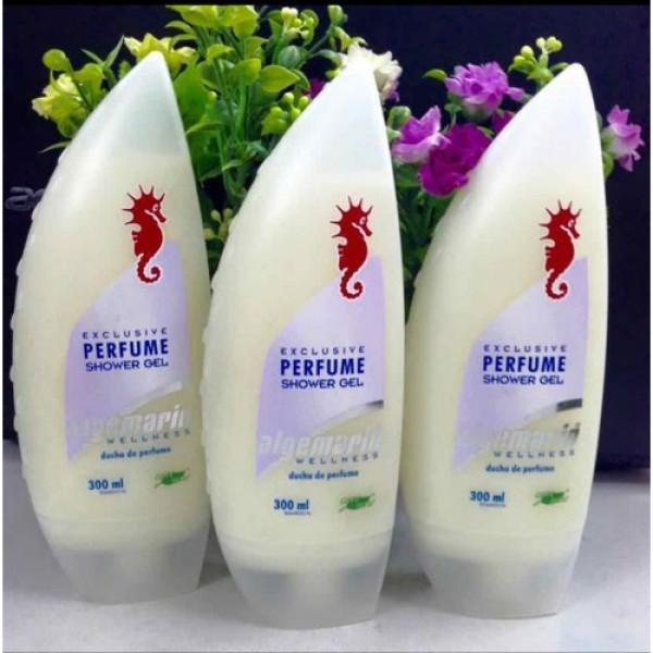 Combo 3 Chai Sữa Tắm Cá Ngựa - Làm Đẹp - Chăm Sóc Cơ Thể - Dưỡng Trắng Da - Chống Lão Hóa - Làm Săn Chắc Da - Mùi Thơm Dịu Nhẹ