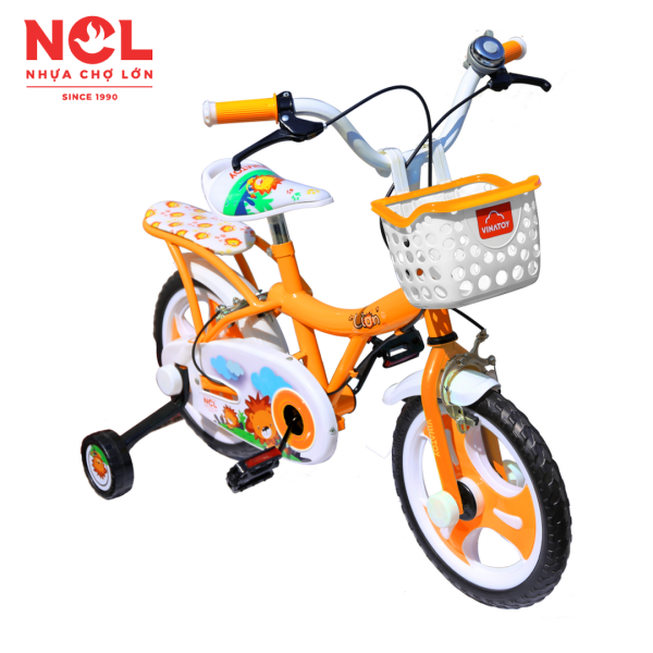 Phân phối Xe Đạp Trẻ Em Nhựa Chợ Lớn 12 inch K102 Dành Cho Bé Từ 3 - 4 Tuổi - M1790-X2B