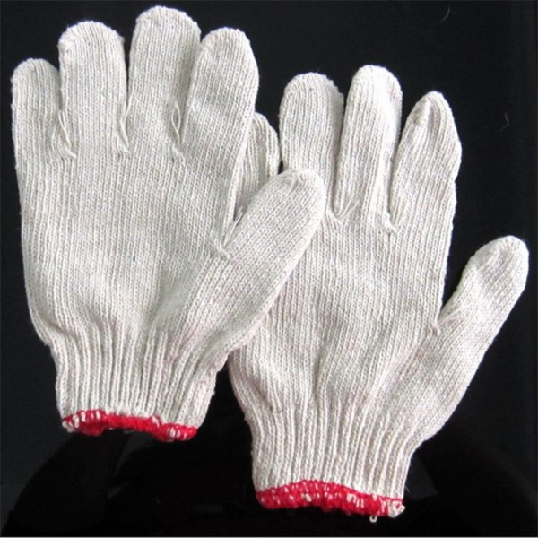 Combo 100 đôi găng tay sợi, găng tay lao động