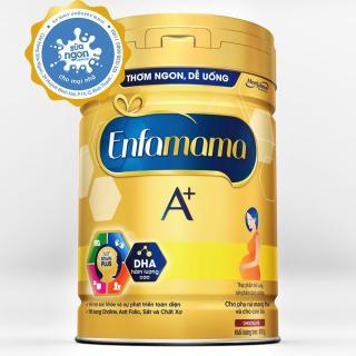 Sữa bột Enfamama A+ PWD Choco (870g) thumbnail