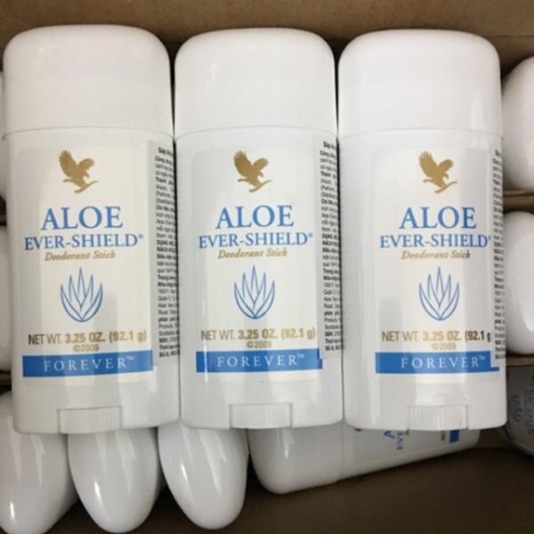 Sáp Khử Mùi Aloe Ever-Shield