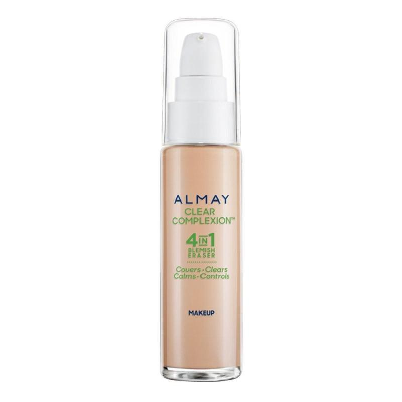 Kem phủ nền Revlon Almay Clear Complexion 4 in 1 cao cấp