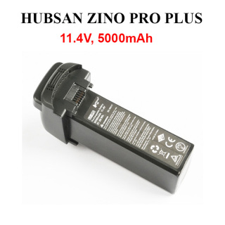 Pin flycam Hubsan Zino Pro PLUS 114V 5000Mah thumbnail