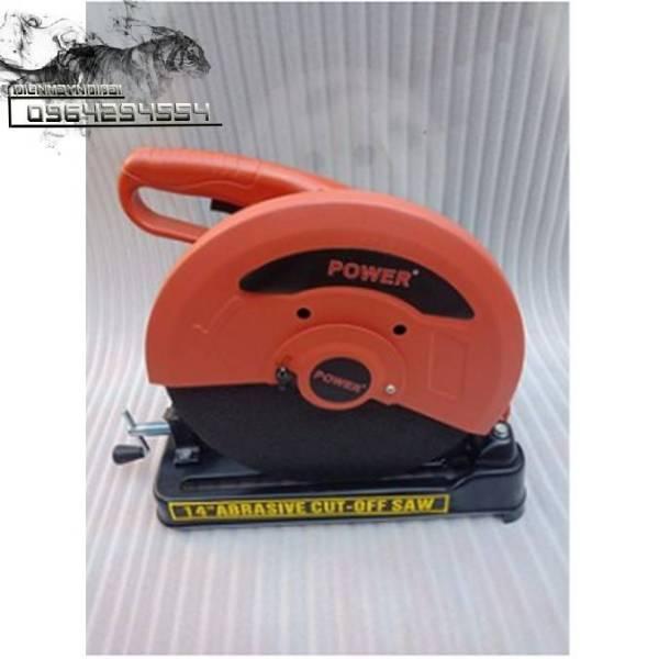 Máy cắt sắt Power 2000W-tặng lưỡi 355 - POWER-P-6355 - máy cắt sắt để bàn