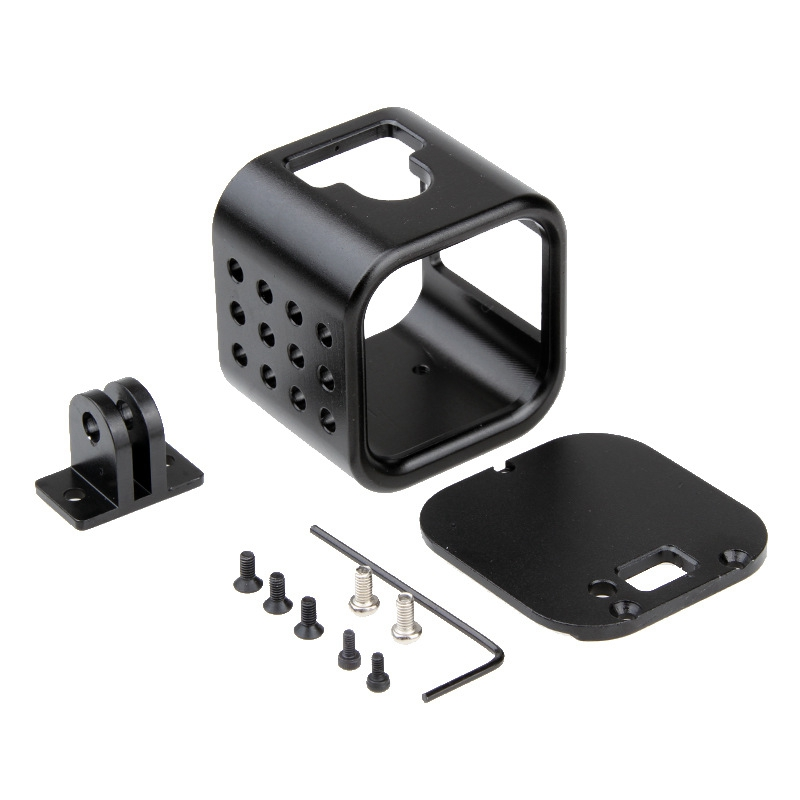 Voucher Ưu Đãi Protective Housing Case Cover Frame For GoPro Hero 4/5 Session Sport Action Camera Accessories