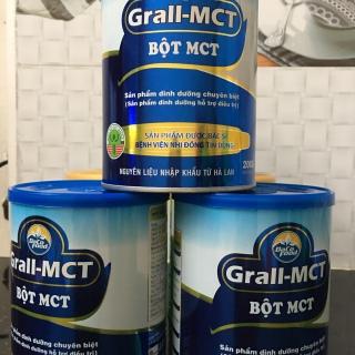 Bột béo MCT 200g hỗ trợ dinh dưỡng giúp bé tăng cân thumbnail